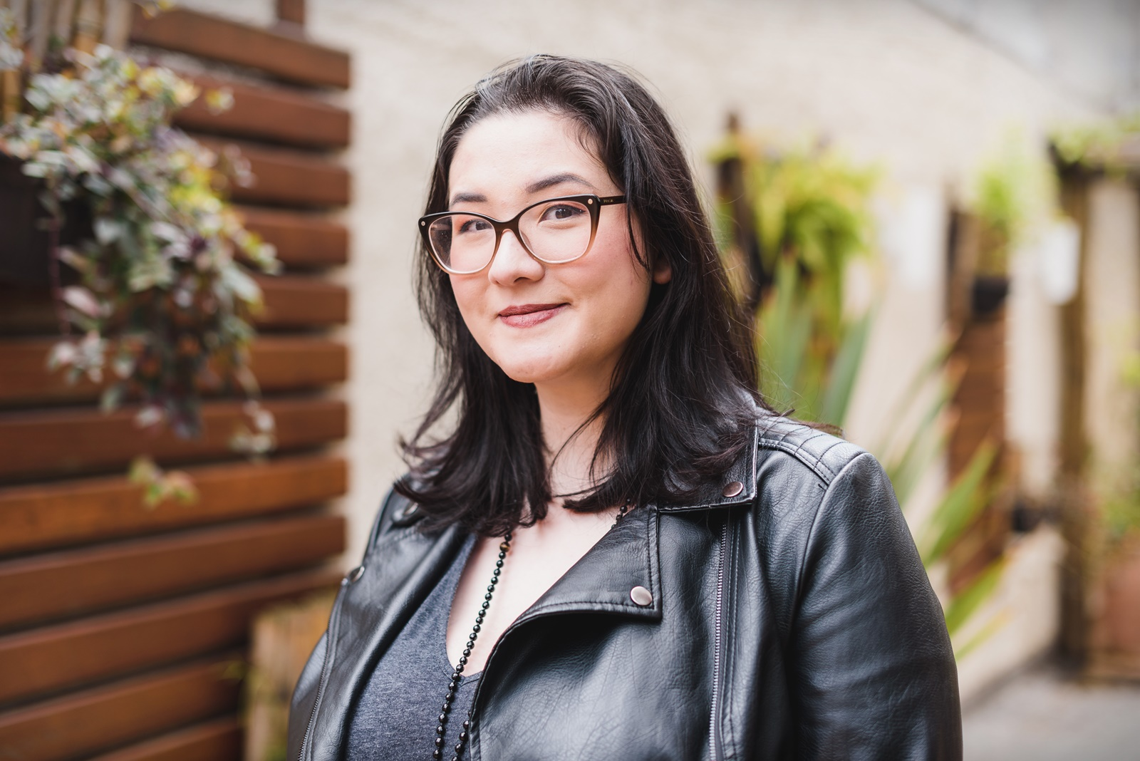 Beatriz Yumi, cientista de dados - foto de Helena Yoshioka