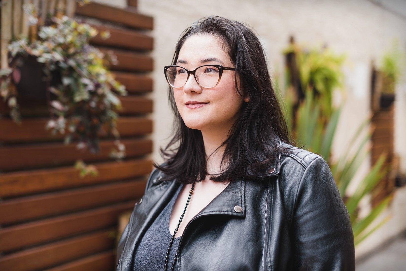 Beatriz Yumi, data scientista formada na tera - foto por HelenaYoshioka