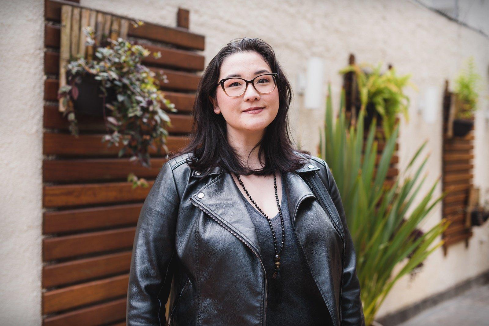 Mulheres em Data Scientist - foto de Helena Yoshioka