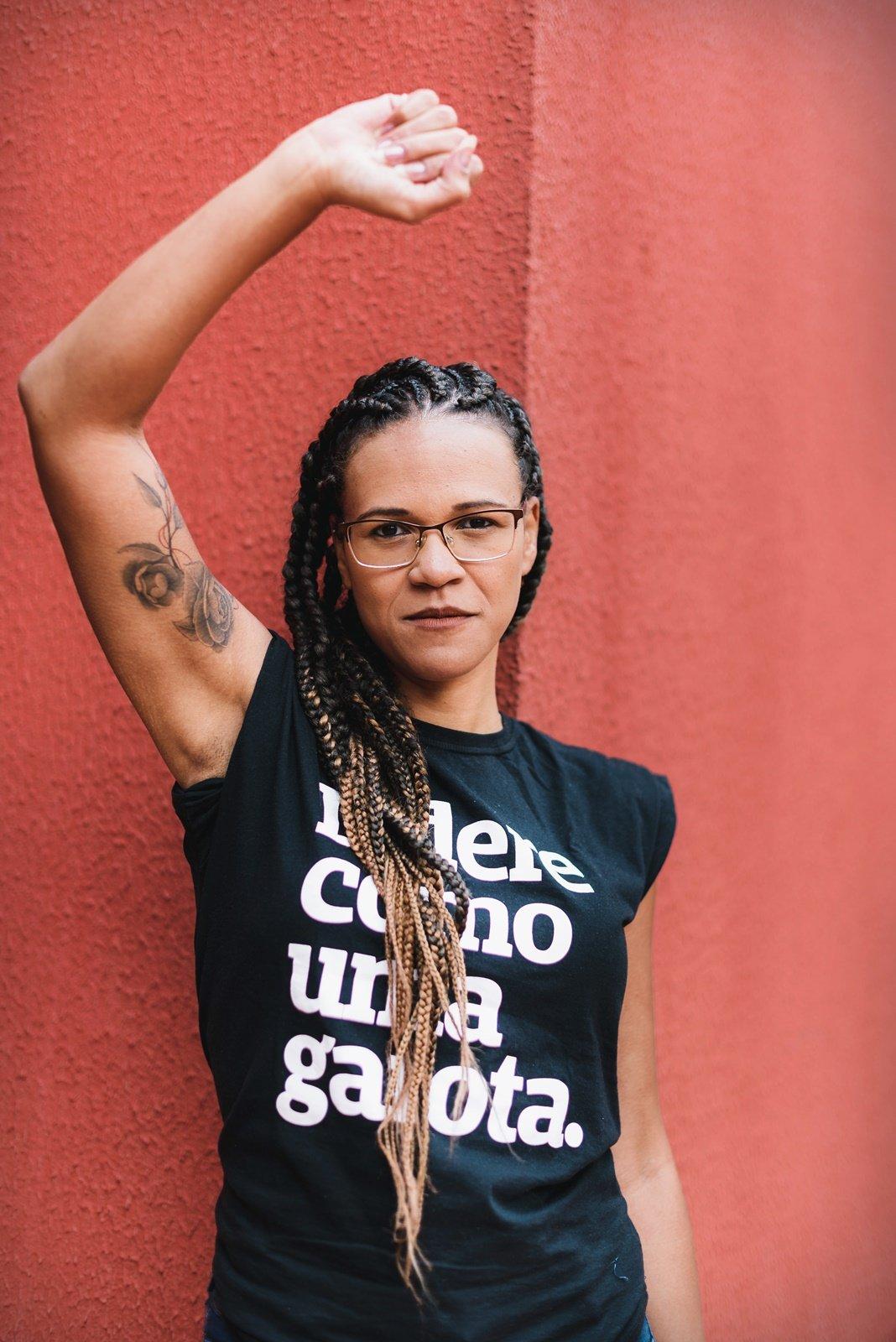 Juliana Martins, Product Manager no Nubank - foto de Helena Yoshioka
